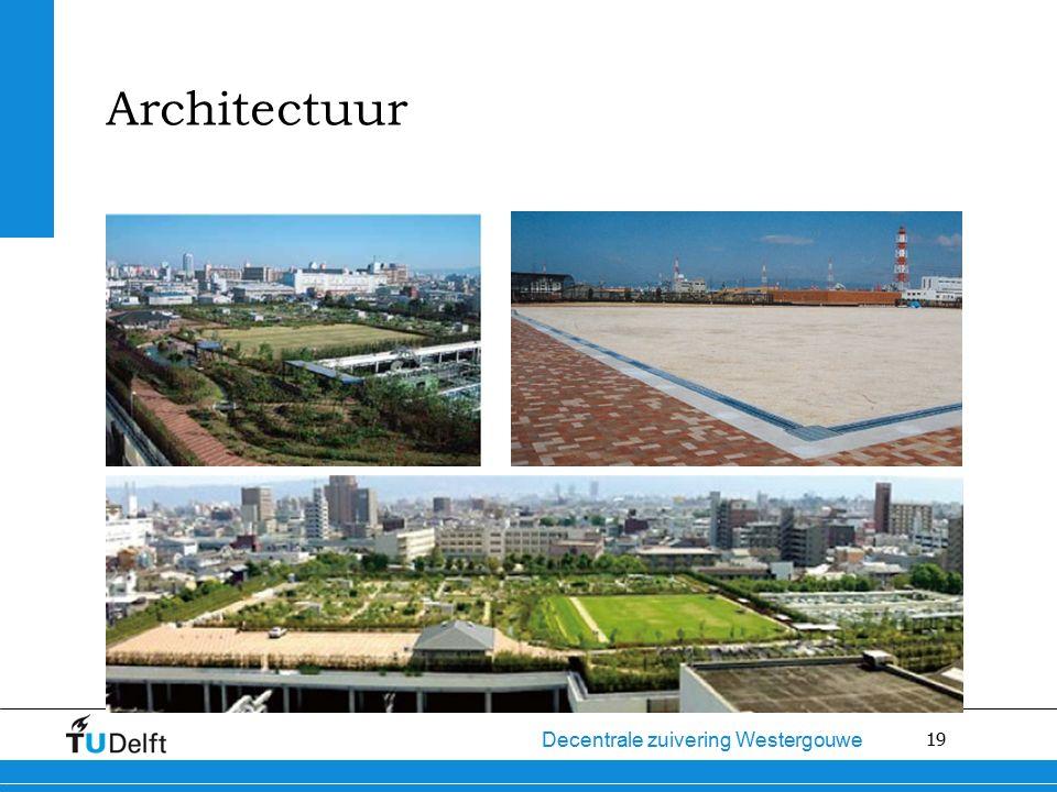 19 Decentrale zuivering Westergouwe Architectuur