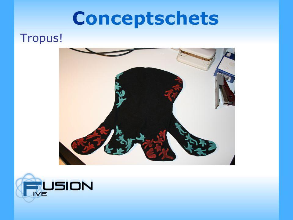 Conceptschets Tropus!