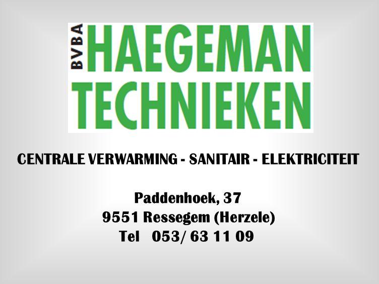 Evenbroekveld 28 te 9420 ERPE-MERE Tel : 053/84 98 35 GSM : 0474/19 03 39 E-mail : dries@driesdewaele.be