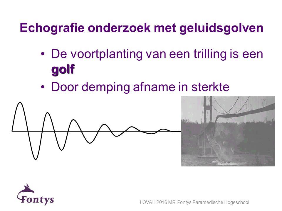 Echotraining : www.fontys.nl/paramedisch 8 lesdagen, accreditatiepunten en CHBB www.fontys.nl/paramedisch Boek met protocol abdomen: Praktische echografie in de huisartsen praktijk.