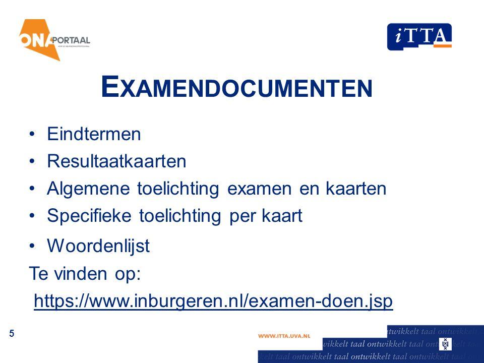P ORTFOLIO 8 Resultaatkaarten en bewijsstukken Leidraad in voorbereiding en examen Geen vaste volgorde Cyclisch werken in voorbereiding Doel: loopbaanplanning Kern van het proces: in actie komen 6