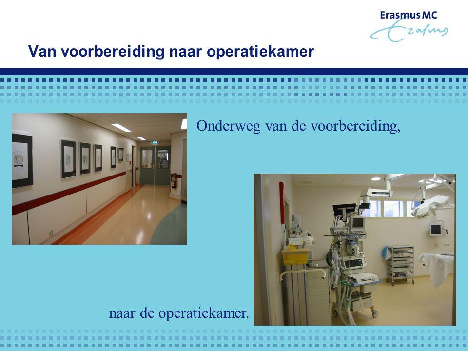 De operatiekamer Momenteel maken 11 verschillende specialismen gebruik van de chirurgische dagbehandeling: Heelkunde Orthopedie Dermatologie Urologie Plastische chirurgie Pijnbestrijding K.N.O.