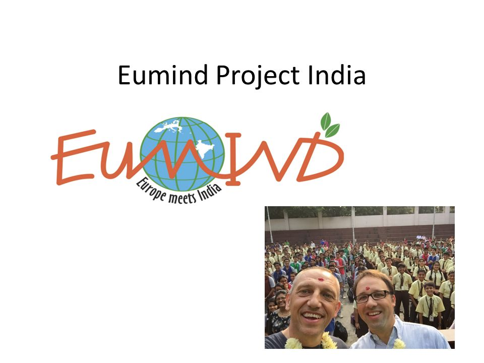 Eumind Project India