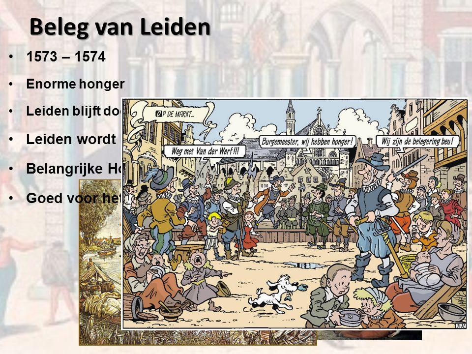 Beleg van Leiden Eet mijn arm maar op.