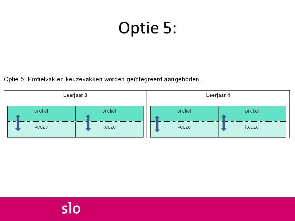 Optie 5: