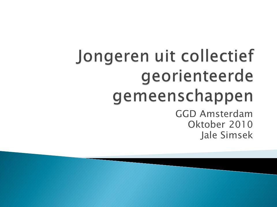 GGD Amsterdam Oktober 2010 Jale Simsek