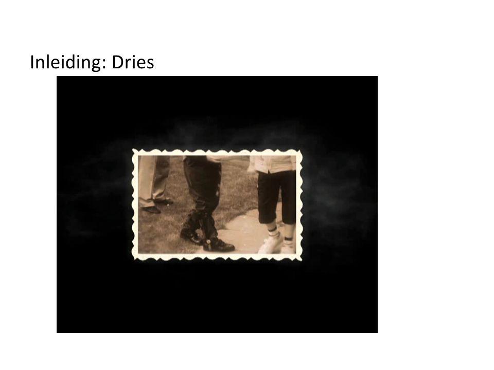 Inleiding: Dries