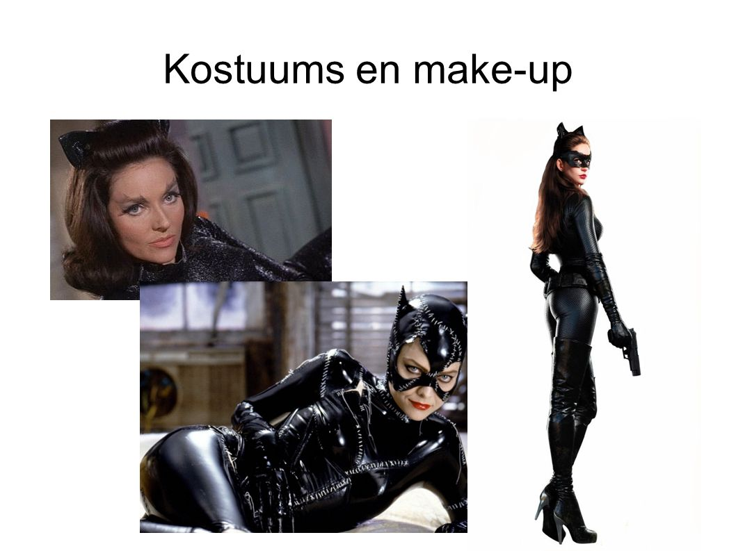 Kostuums en make-up