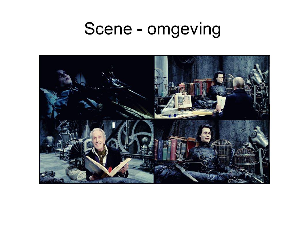 Scene - omgeving
