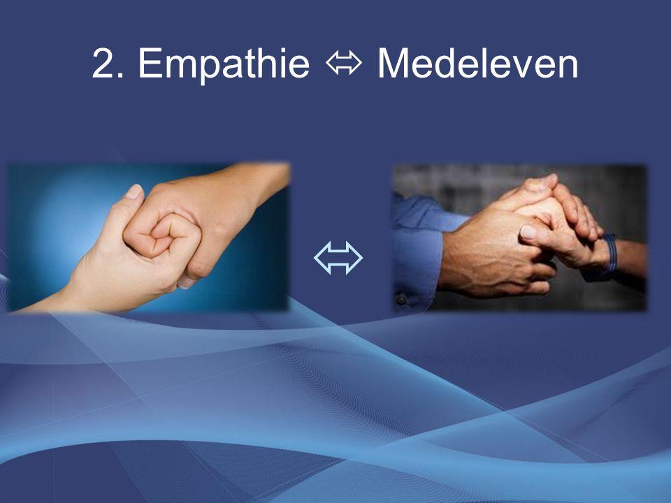 2. Empathie  Medeleven 