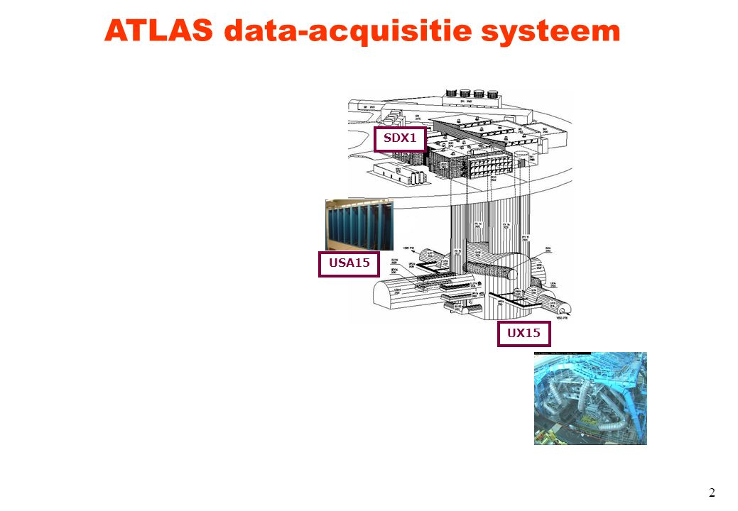 13 MDT Cosmic Ray Set-up @ NIKHEF VME-crate met 1 MROD