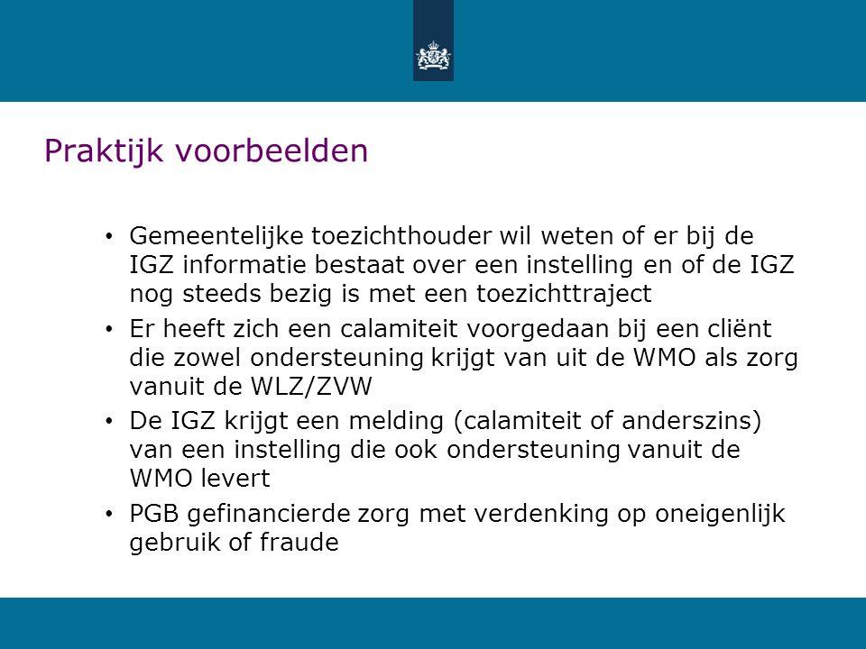 Waar vindt afstemming plaats Werkgroep kwaliteit en toezicht van de VNG Gaat over het wat Kennisnetwerk GGD en Toezichtrol WMO Initiatief van GGD Nederland Gaat over het hoe Ook andere gemeentelijke toezichthouders dan GGD'en kunnen hieraan deelnemen