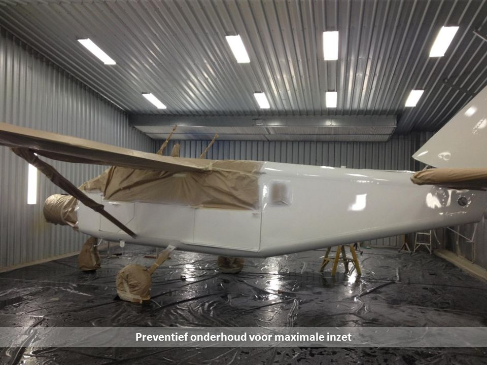 Project Airvan Bijna klaar om tot zegen te zijn