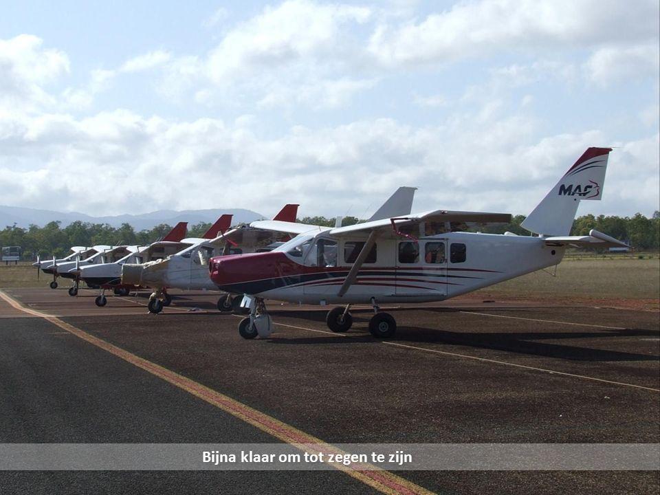 Project Airvan Helpen waar geen helper is