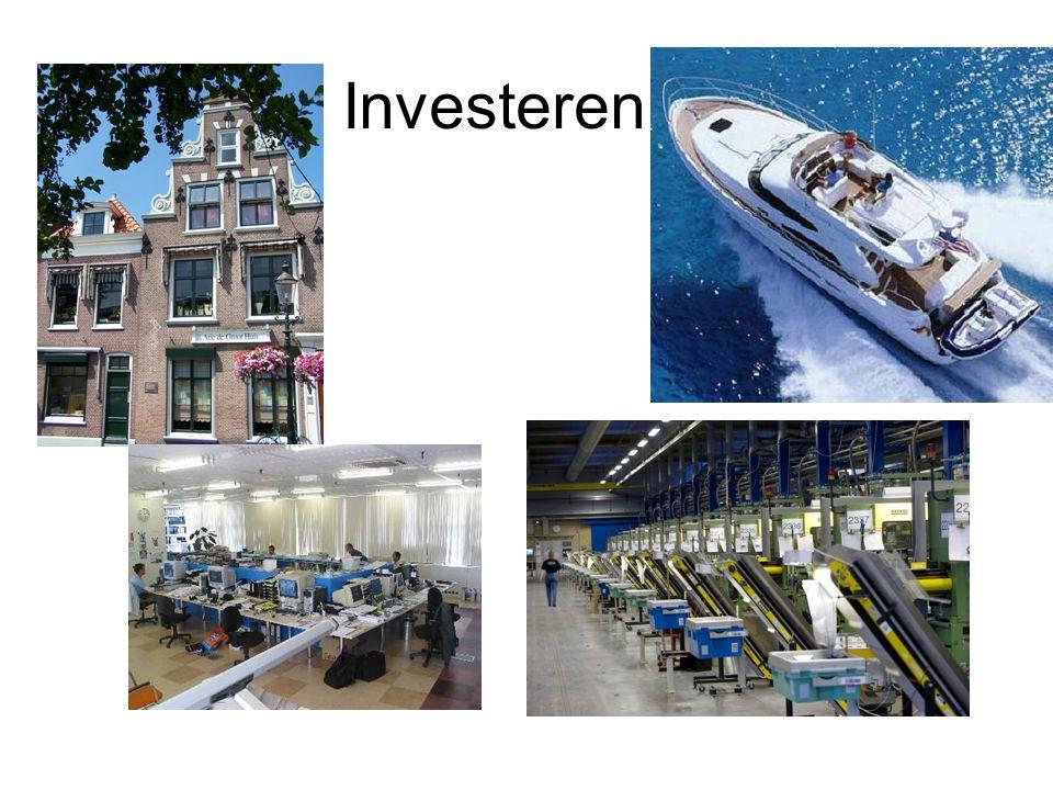 Investeren.