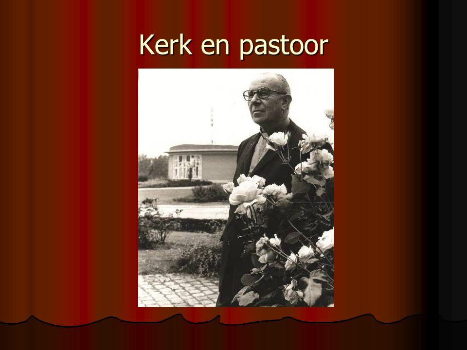 Kerk en pastoor