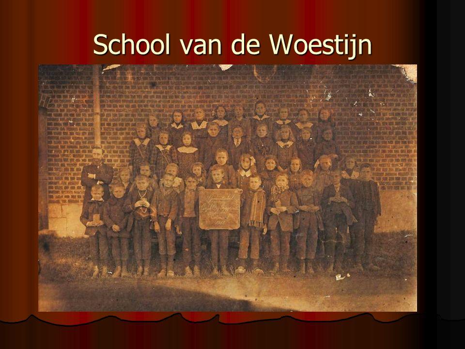 School van de Woestijn
