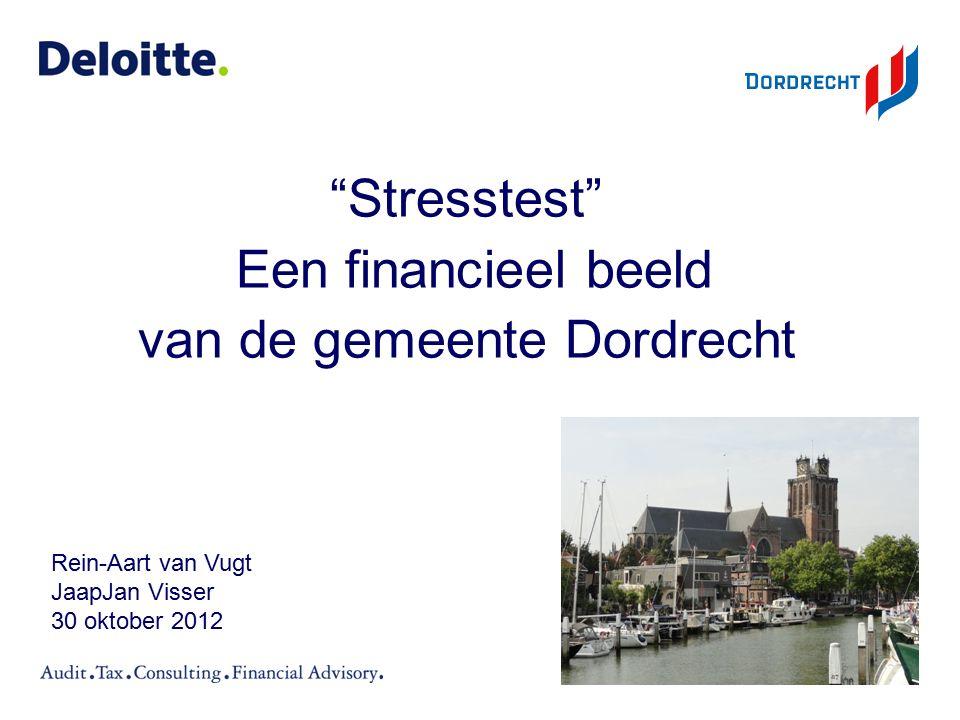©Deloitte Begroting 2013.(x € 1 mln.) (o.b.v.