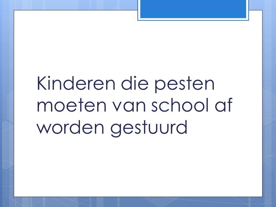Snoepen op het schoolplein moet verboden worden