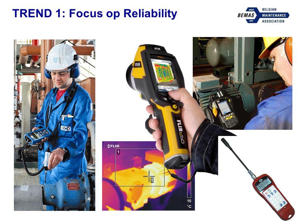 TREND 1: Focus op Reliability