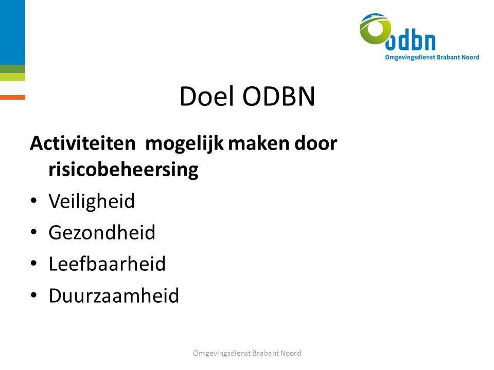 Reconstructie N279 en Dynamisch Beekdal de Aa We houden namens de 4 gemeenten en de Provincie toezicht op o.a.: -Besluit bodemkwaliteit (bouwstoffen / grond); -Wet Bodembescherming (saneringen); -Natura 2000.