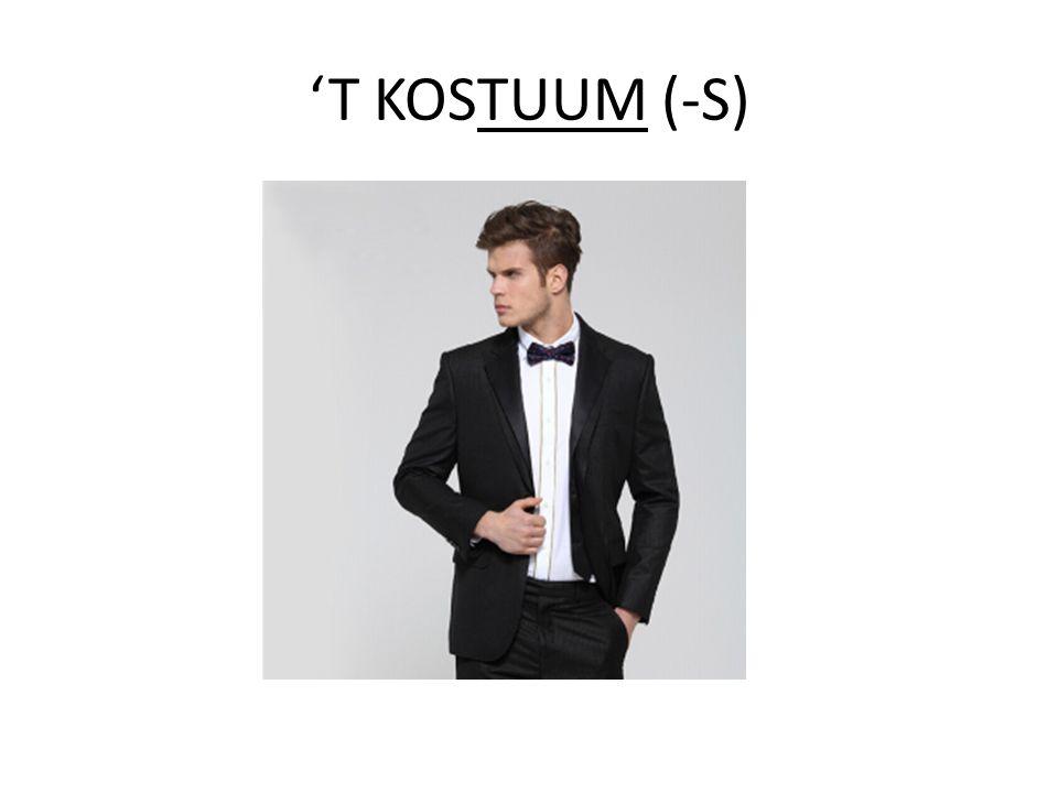 'T KOSTUUM (-S)