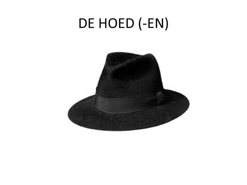 DE HOED (-EN)