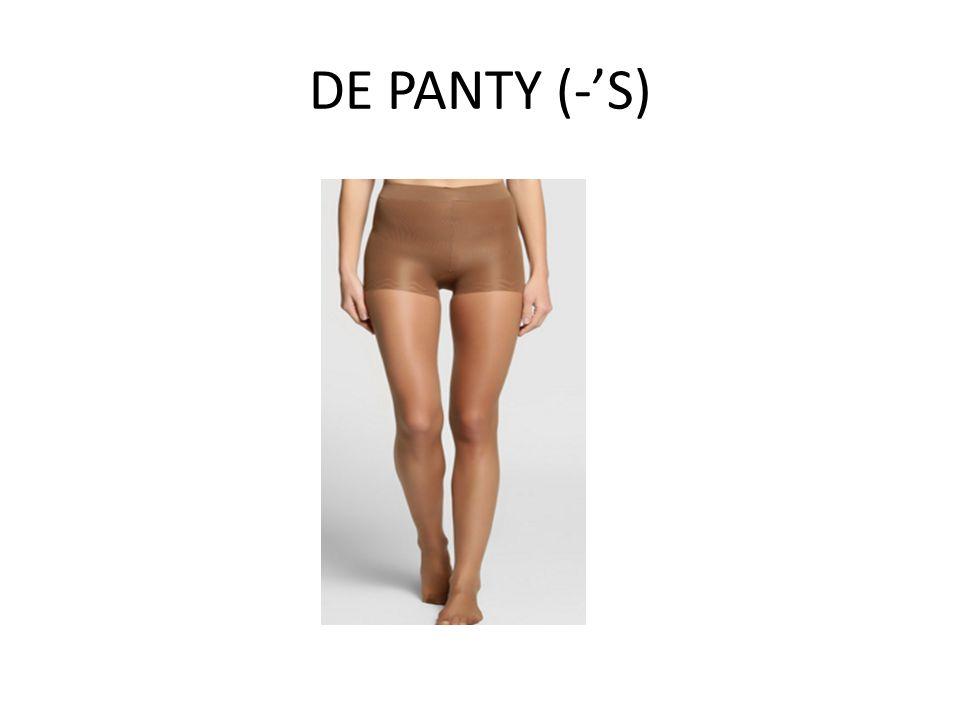 DE PANTY (-'S)