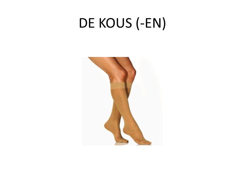 DE KOUS (-EN)