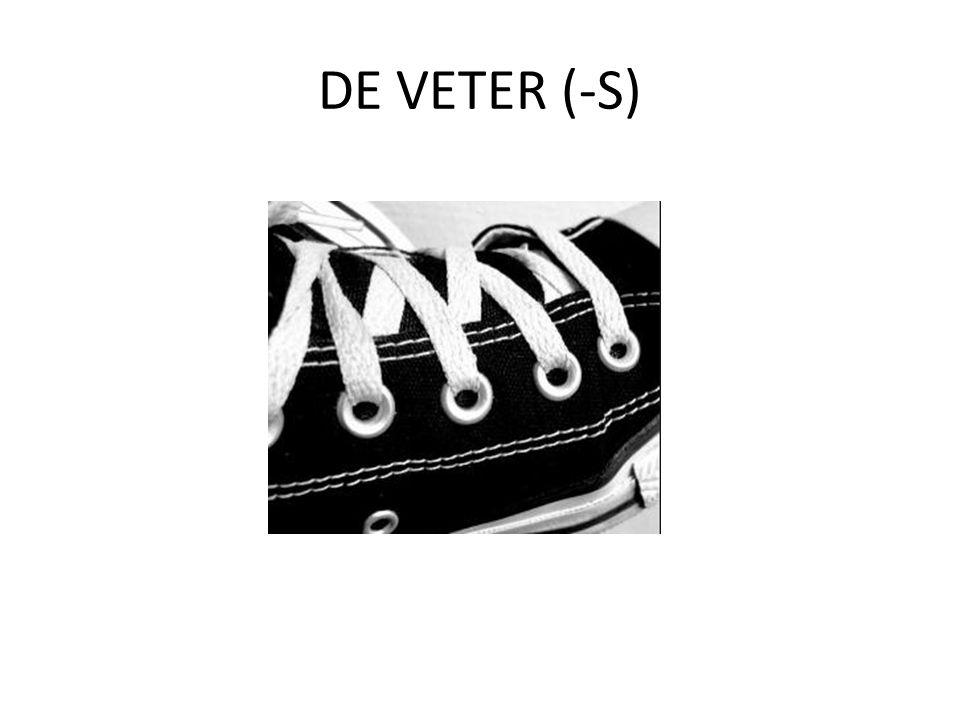 DE VETER (-S)