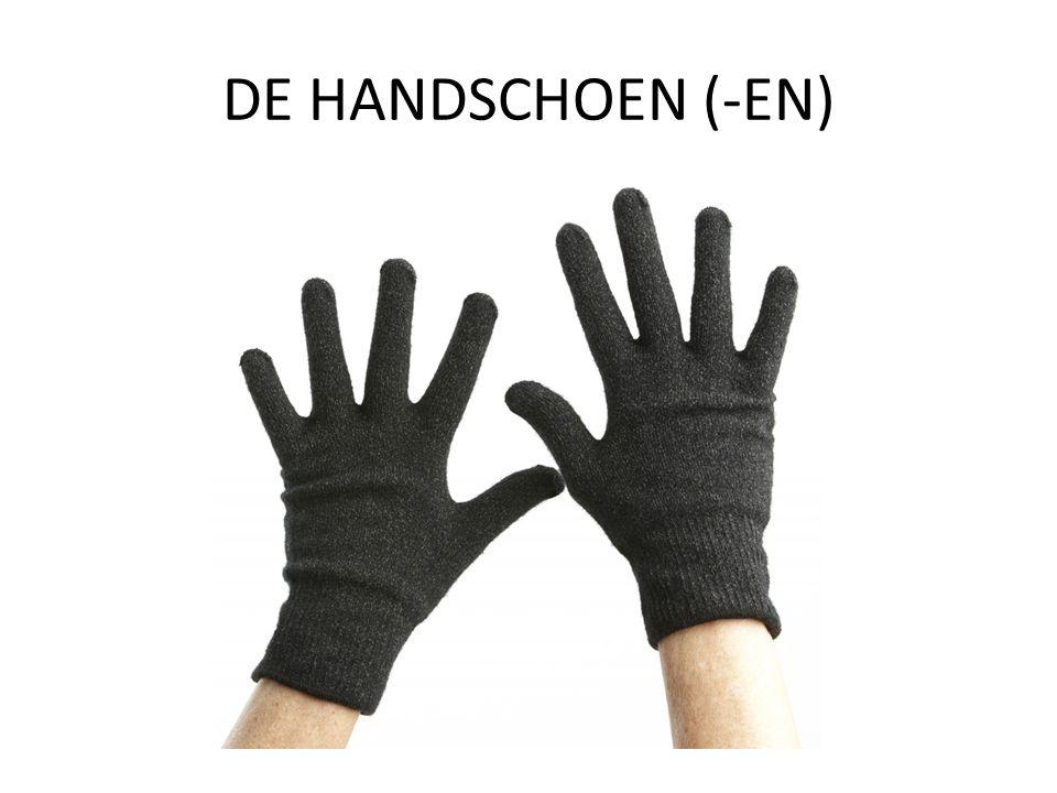 DE HANDSCHOEN (-EN)