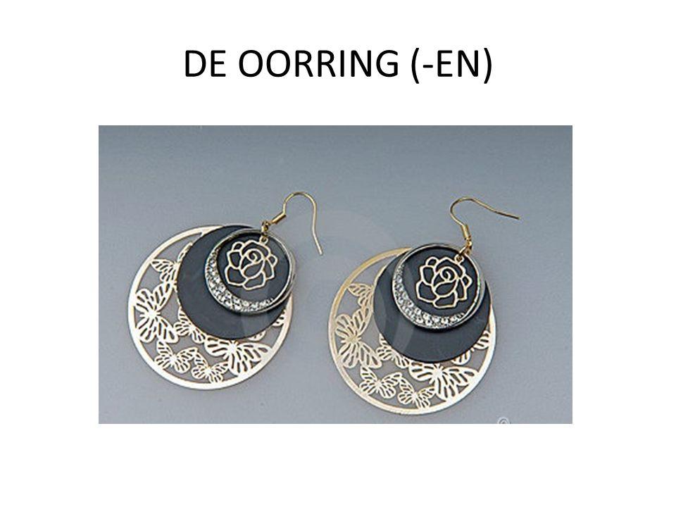 DE OORRING (-EN)