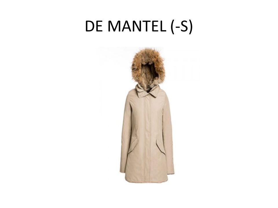 DE MANTEL (-S)