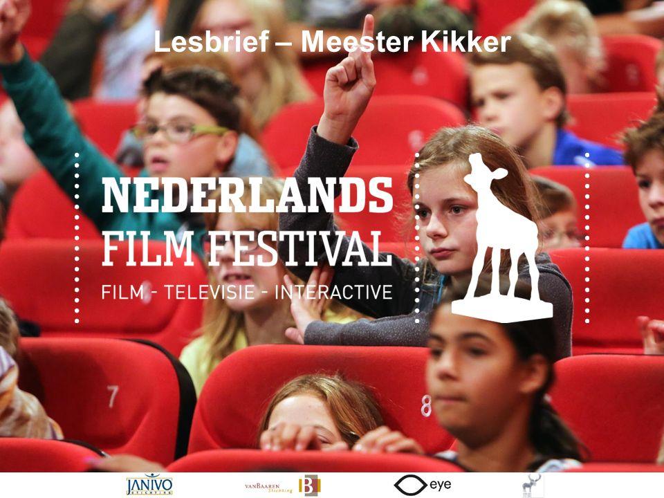 Lesbrief – Meester Kikker