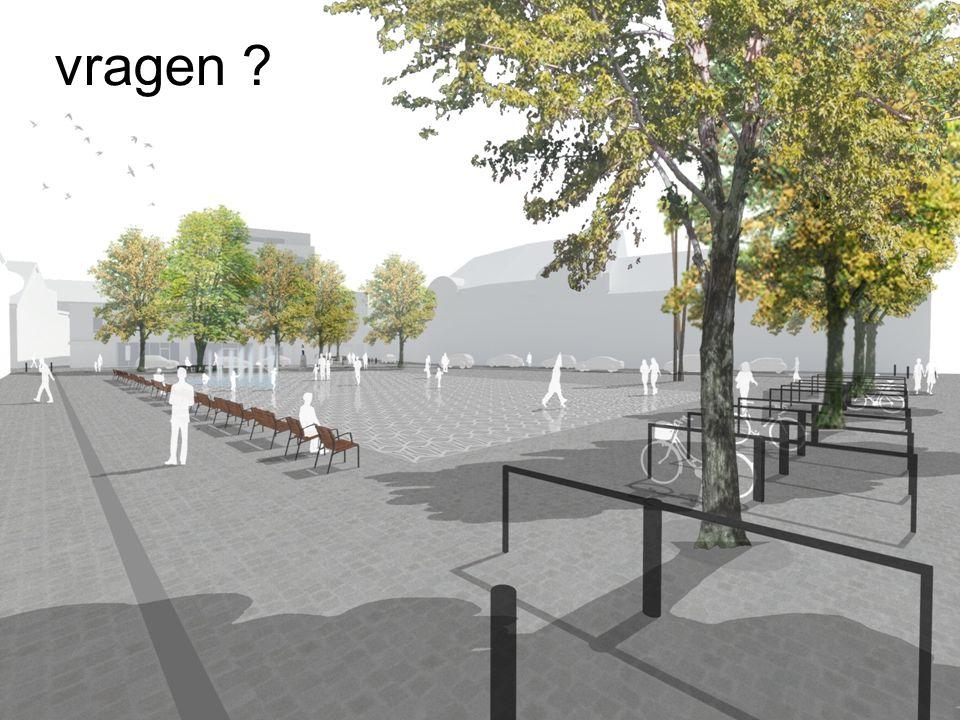 Stadsontwikkeling vragen
