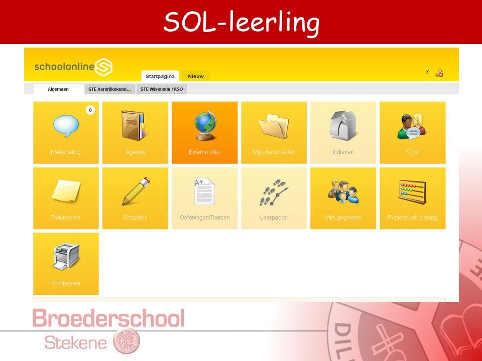 SOL-leerling