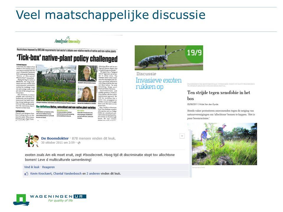 Nederlandse flora is met 1400 soorten relatief soortenarm (o.a.