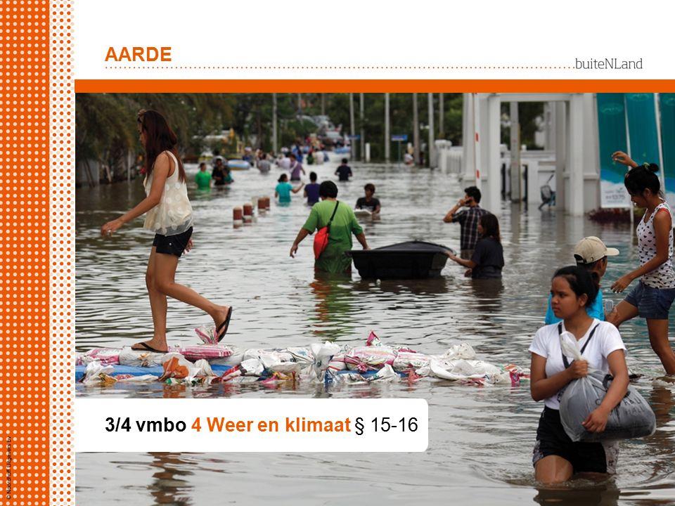 AARDE 3/4 vmbo 4 Weer en klimaat § 15-16