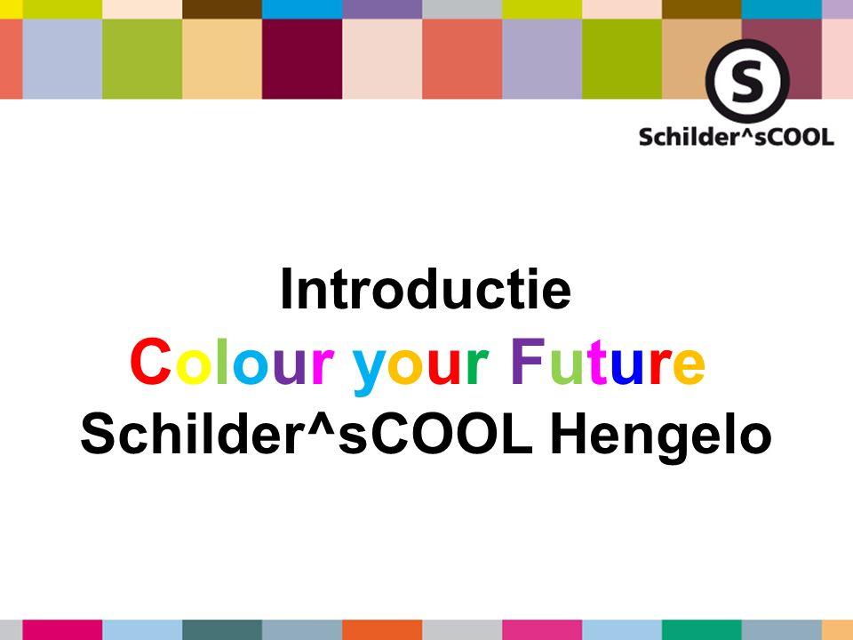 Welkom en introductie Schilder^sCOOL door Berthold Tijhuis