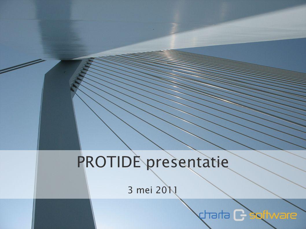 PROTIDE presentatie 3 mei 2011