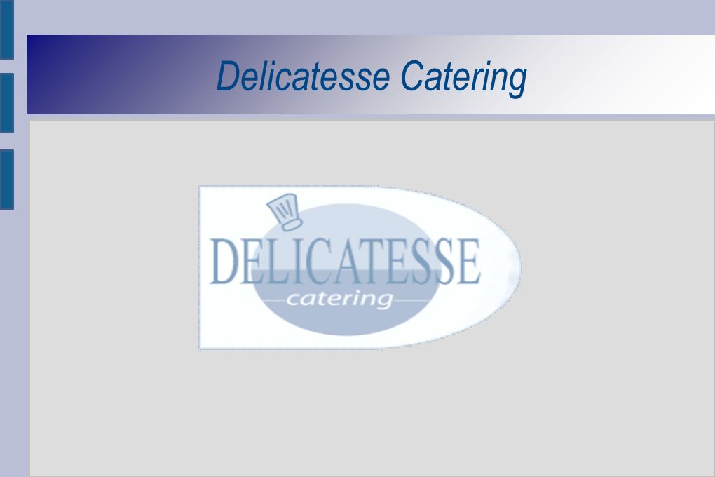 Delicatesse Catering