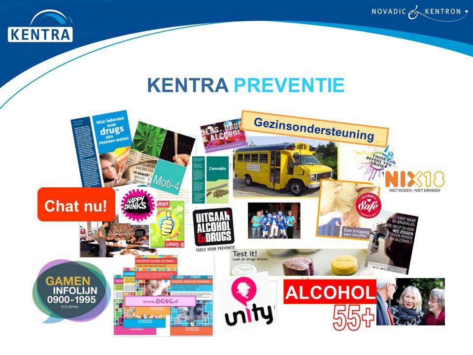 82% van de ouders weet dat alcohol schadelijk is.