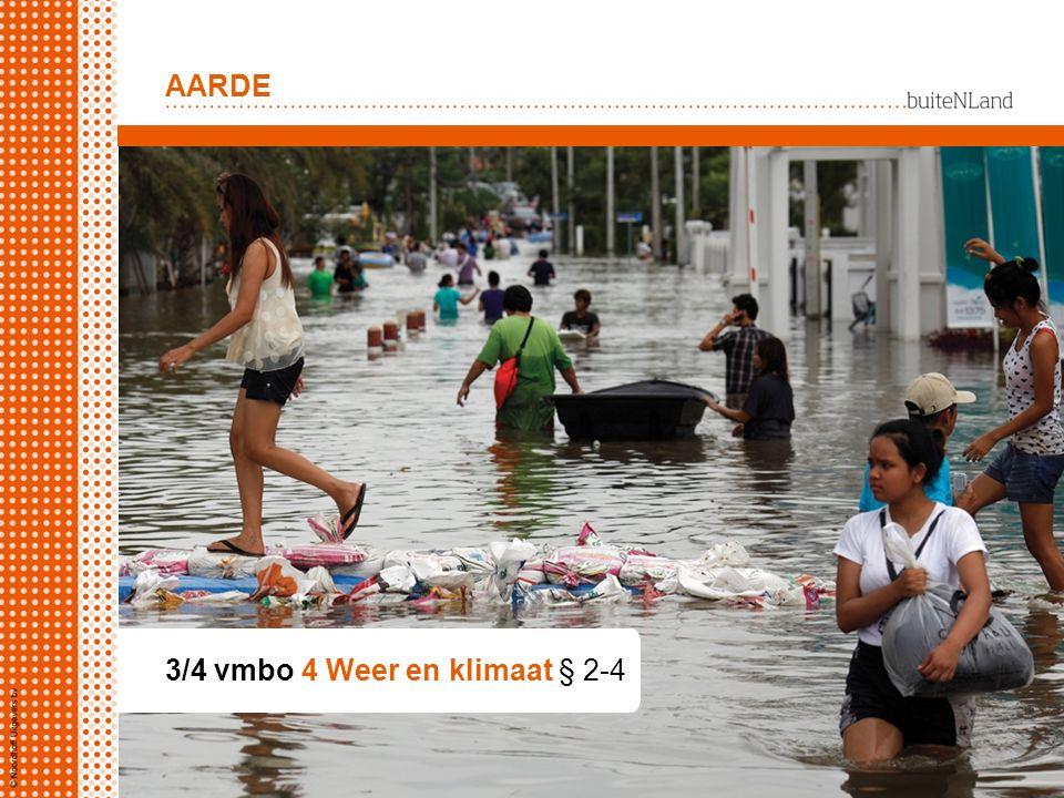 AARDE 3/4 vmbo 4 Weer en klimaat § 2-4