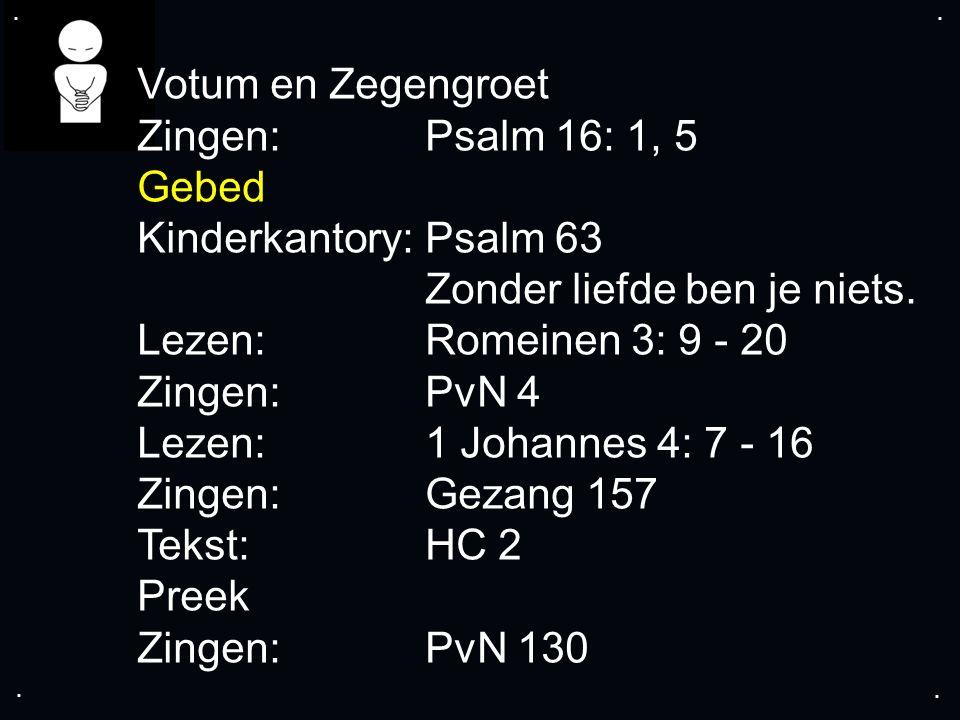 Psalmen voor Nu 4 Doe als je boos bent geen verkeerde dingen.