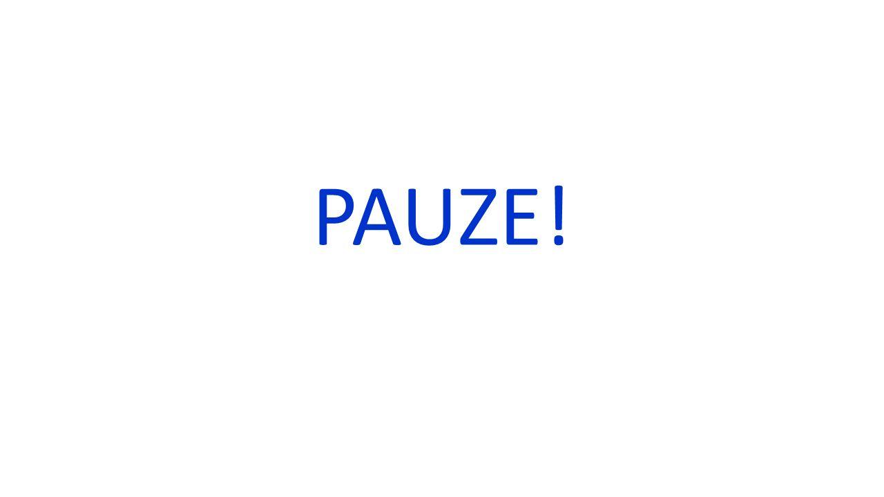 PAUZE!