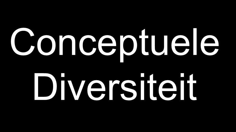 Conceptuele Diversiteit