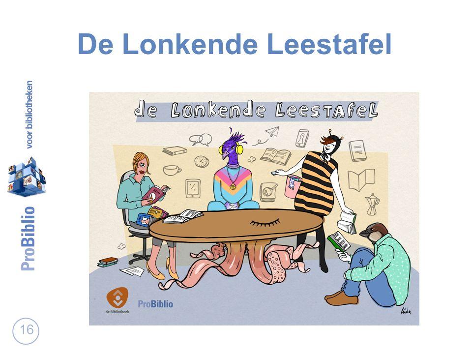 De Lonkende Leestafel 16