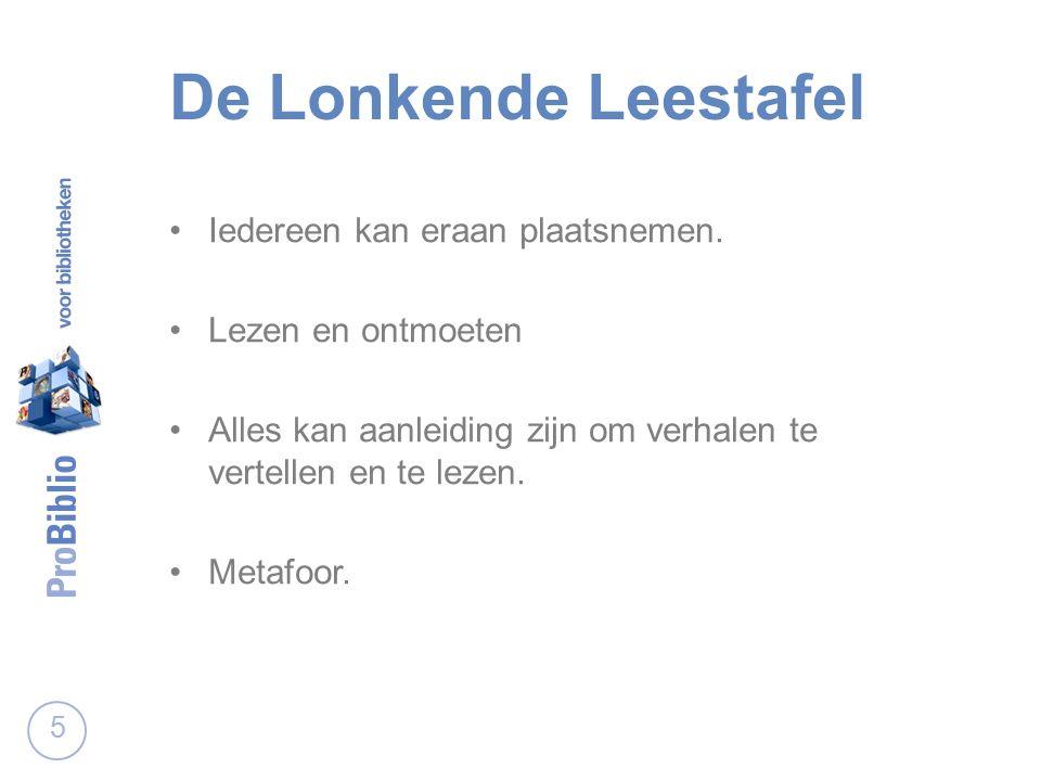 Leesmatrix Lezers zijn er in alle vormen en maten.
