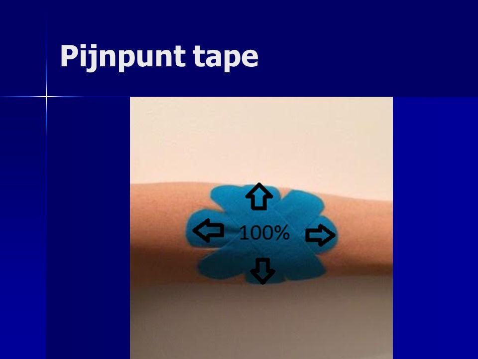 Pijnpunt tape