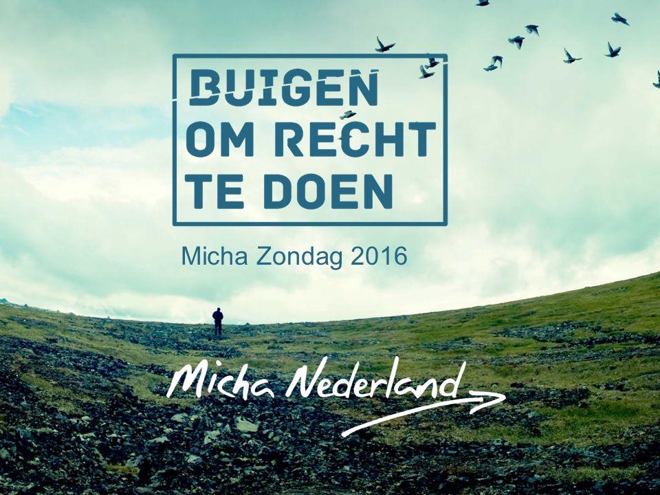 Micha Zondag 2016